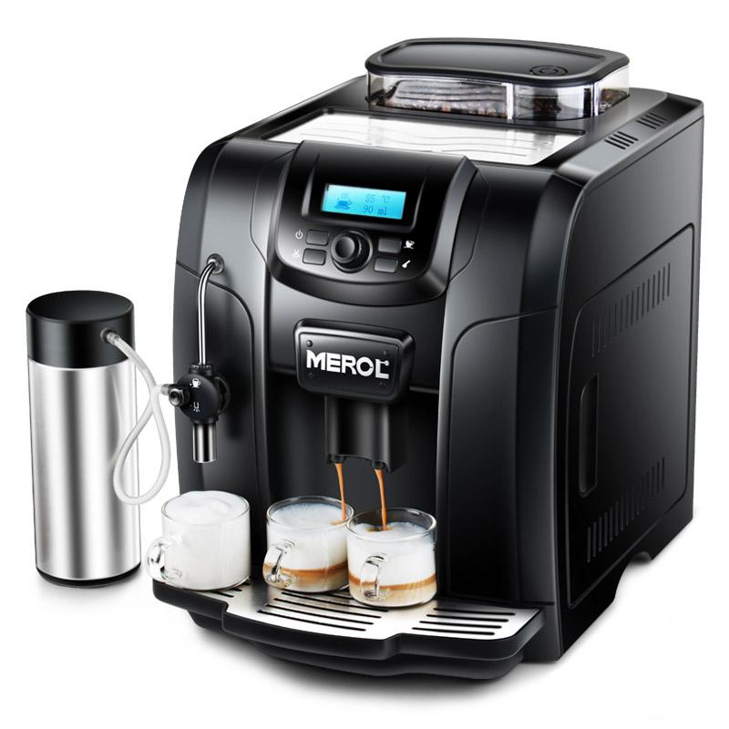 Профессиональная кофемашина Merol 715